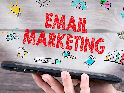 Image depicting email marketing